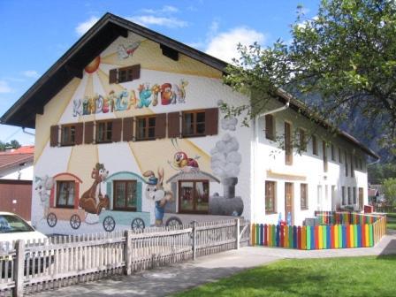 Kindergarten Oberau
