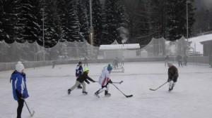 Eisplatz Oberau