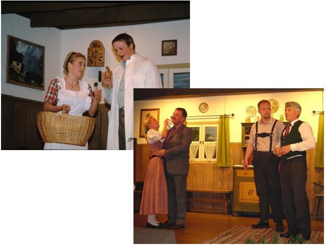 Theatergruppe Oberau